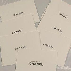 Chanel envelops bundle